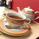 アマンド - 紅茶