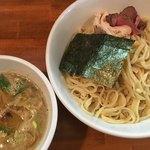 自家製麺 ラーメンK - つけ麺 正油(750円)