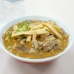 Inotani - 料理写真:中肉、メンマ
