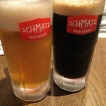 SCHMATZ - ビールおかわり