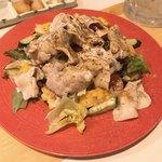 90046578 - 阿波の金時豚と夏野菜のサラダ