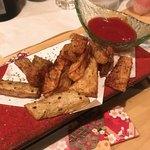 酒菜きっちん 雄食 - 山芋のフライドポテト