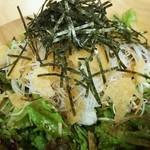 個室×全150種食べ放題&飲み放題 満腹屋 - 大根サラダ