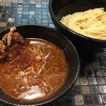 90048209 - 海老魚介カレーつけ麺