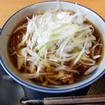 焔蔵 - 料理写真:鶏中華そば