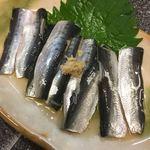 都吉 - 鰯酢漬け