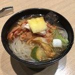 白雲台 - 一口冷麺 400円