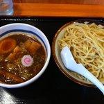 優勝軒 - つけ麺(中)