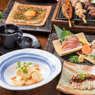 接待や会食におすすめ|和会席コースは3800円~個室完備