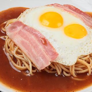 あんかけスパの元祖!55年続く味の秘訣はソース&極太麺にアリ
