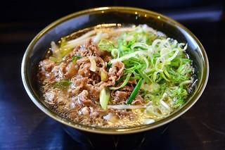 ニクスイハヤト - 肉うどん