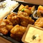 ツカダファームトーキョー - 塚だまタルタル 若鶏のチキン南蛮弁当 800円 (税込)