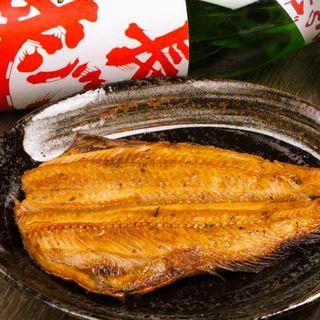 築地直送の新鮮な魚介類をうまみたっぷりの炭火焼でどうぞ!