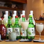 Korean Dining AYAN - ドリンク写真: