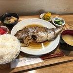 しげちゃん食堂 - 料理写真:鯛へん美味かったです!