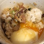 九州鍋家 KATETE - 三膳目は温玉をかけて