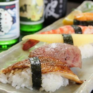 ★☆特上の江戸前寿司☆★