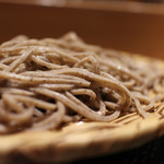 大石 - 粗挽き蕎麦☆