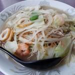 らーめんの力麺 - 料理写真: