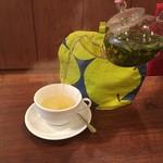 ほそつじいへえ TEA HOUSE - モリンガティー(ノンカフェイン)