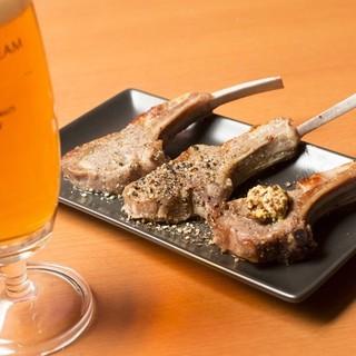 ニュージーランド産最高級ラムチョップは5種の味で…