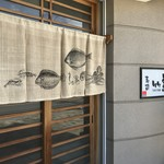 寿司竹寅 - 実家のお袋を連れて行く為の下見です(2018.7.30)