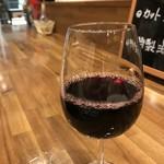 バル OTTO - 続いて赤ワイン(2018.7.30)