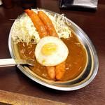 カレーのチャンピオン - 料理写真: