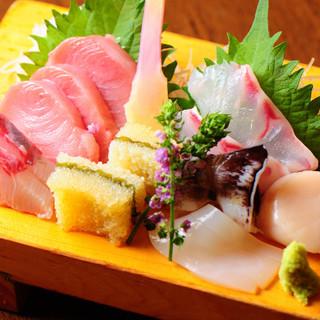 深海魚鍋開始!独自ルートで入手した珍しい魚を堪能ください