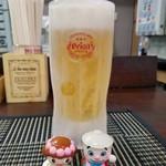 蛸屋本店 - オリオンサザンスター(発泡酒)