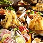 天ぷら海鮮 神福 -