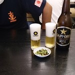 90072336 - ビールが旨い!