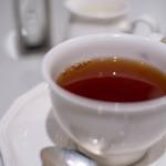 ジュリス ティールームス - 紅茶碗(こうちやわん)に紅茶(こうちや)