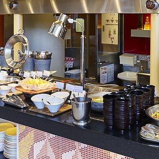 グランカフェ - 料理写真:ビュッフェ