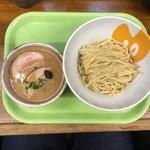 90073222 - 豚ドロつけ麺 850円