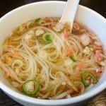 マンゴスチン - 米麺