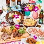 Tsunami Ebisu TOKYO - 【肉祭り】肉食万歳!肉フェス   飲み放題120分+お料理7品 5,500円