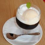 イーグル カフェ - コーヒーゼリー