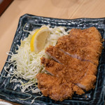 宇田川 - 煠里脊肉(ロースかつ)