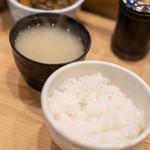 宇田川 - 米飯(こめのいひ)