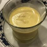 重慶飯店 - セットのマンゴープリン