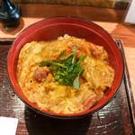 鴨屋 そば香 - 料理写真:親子丼