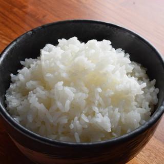 店主のこだわり其の弐『富山福光産コシヒカリ』