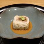 90079329 - 焼きごま豆腐