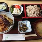 孫新 - 天丼ランチ