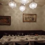 イル・フィーゴ・インゴルド - 隠れ家個室っぽい部屋