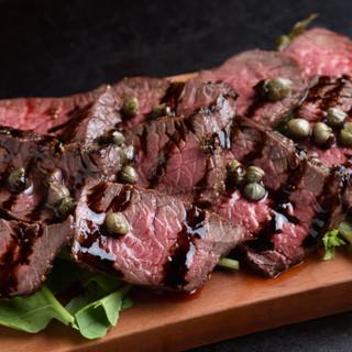 【日本一の名人が採る蝦夷鹿】絶品ステーキは売り切れ必至!