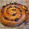 ル パン グリグリ - 料理写真:レザン(160円) カスタードクリームとラムレーズン