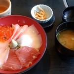 90089575 - 海鮮五種丼A