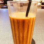 サンマルクカフェ - 混ぜた後